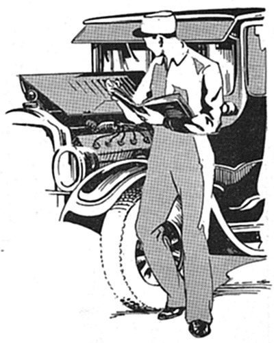 Mechanic from the 1920's.